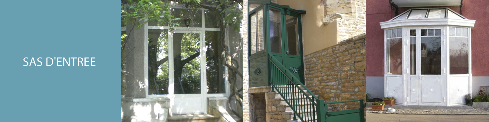 Aluver verandas moderne traditionnelle design bois alu pvc - Moderne entree veranda ...